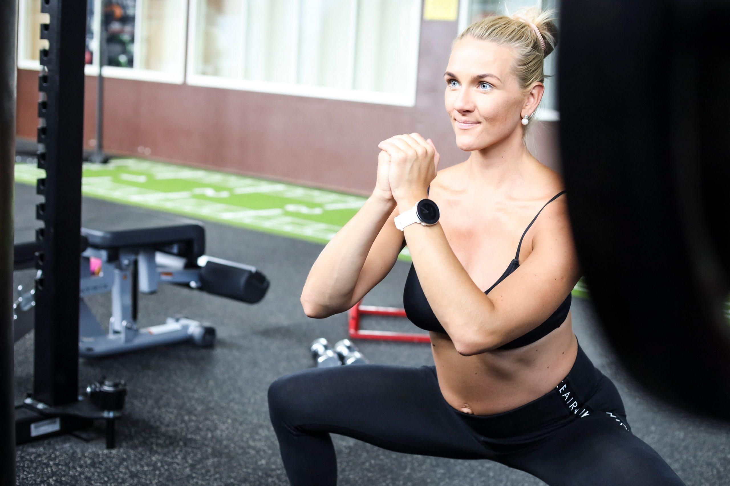 Kegeli treening suurendas liige