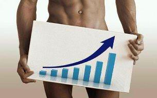 Harjutused suurendavad liikme paksust Meeste liikmete keskel suurused