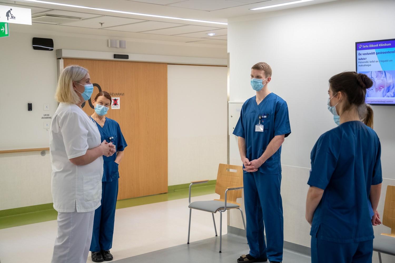 Haigla suurus haige pereliikme jaoks