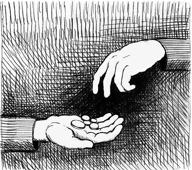 Kas liige soltub sormede suurusest