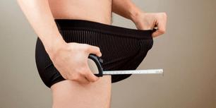 Mitu sentimeetrit voib peenise suurendada Suurenenud liige ja umberloikamine